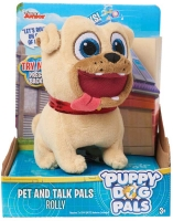 Wholesalers of Puppy Dog Pals Pet & Talk Plush Pals Asst toys image
