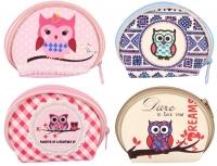Wholesalers of Purse Owls 6.5cm X 6cm 4 Asst Designs toys image