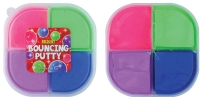 Wholesalers of Putty Bouncing 4 Tone Tub 60g 8.5cm X 3.3cm toys image