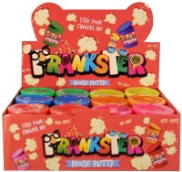 Wholesalers of Putty Noise 7.5x5.5cm 6 Asst Neon Cols toys image