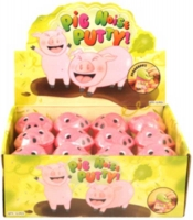 Wholesalers of Putty Noise Pig 8x5.5cm toys image