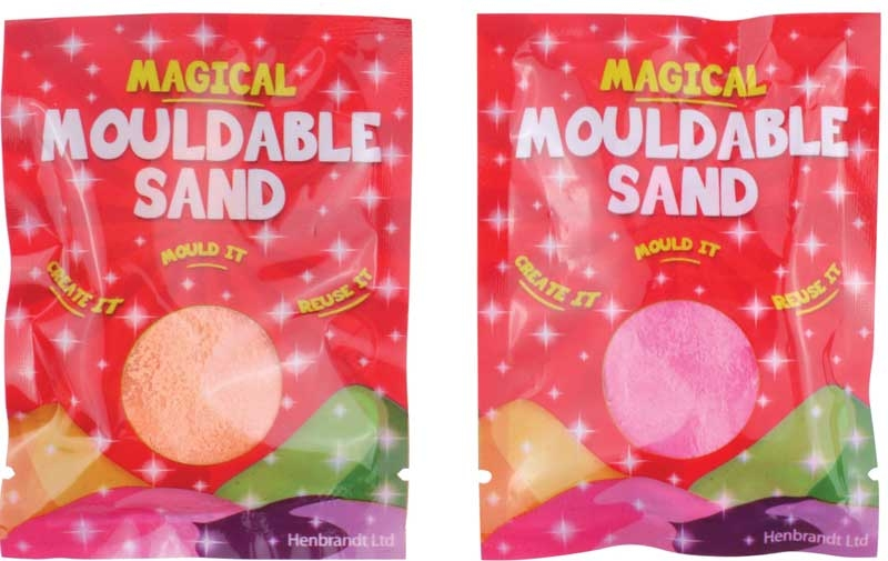 Wholesalers of Putty Sand Mouldable 30g Bag toys