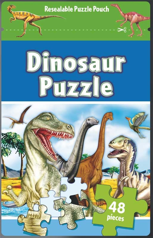 Wholesalers of Puzzle Bag - Dinosaur toys