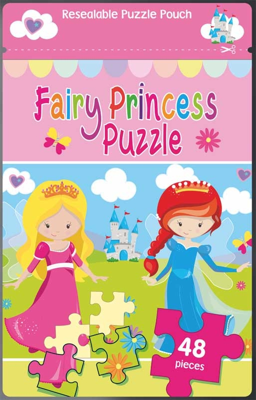 Wholesalers of Puzzle Bag - Fairy Princess toys