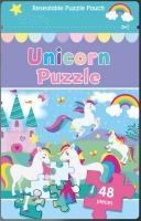 Wholesalers of Puzzle Bag - Unicorn toys image