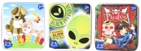 Wholesalers of Puzzle Games In Tin Snap Cards 4 Asst toys image 2