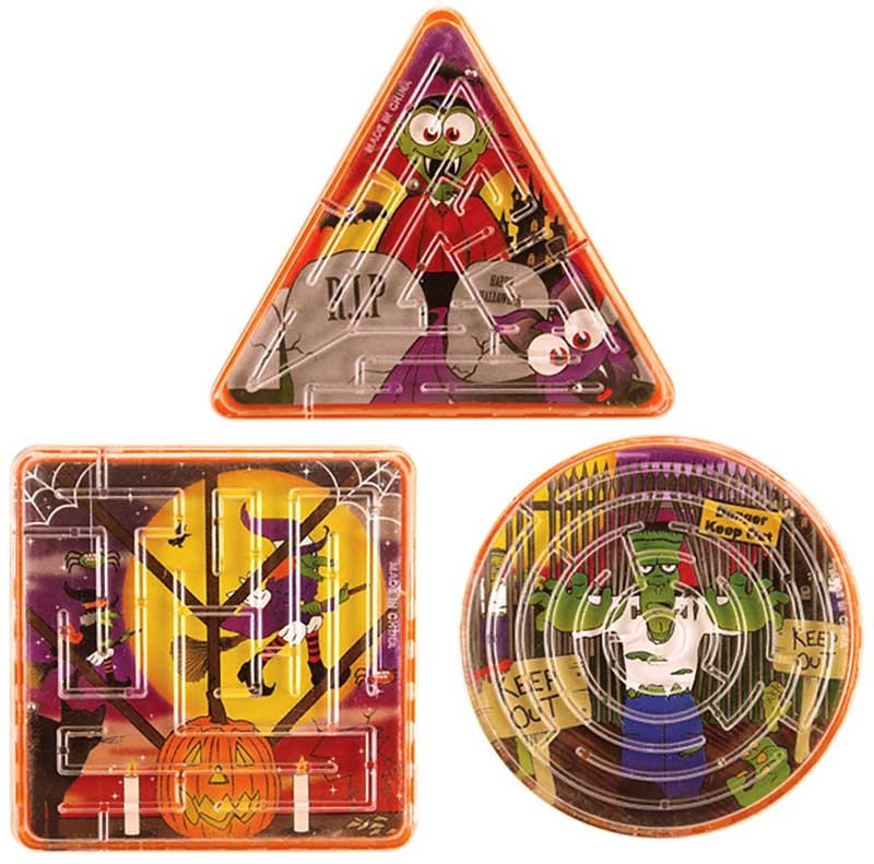 Wholesalers of Puzzle Maze Halloween toys
