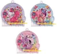 Wholesalers of Puzzle Pinball Ponies 5.5cm X 5.8cm 3 Ast toys image