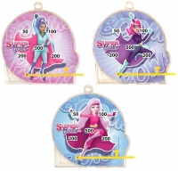 Wholesalers of Puzzle Pinball Super Girls 5.5cm X 5.8cm 3 As toys Tmb