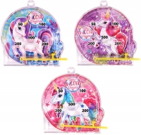 Wholesalers of Puzzle Pinball Unicorn 5.5 X 5.8cm 3 Asst toys image