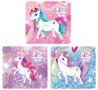 Wholesalers of Puzzle Unicorn 13cm X 12cm 3 Asst toys image