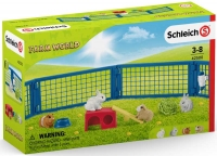 Wholesalers of Schleich Rabbit And Guinea Pig Hutch toys image