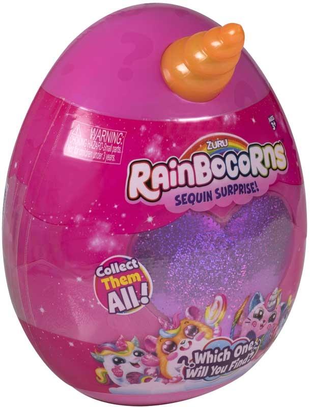Wholesalers of Rainbocorns Plush 5 Astd toys