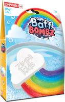 Wholesalers of Rainbow Baff Bombz - 110g toys image
