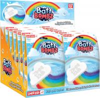Wholesalers of Rainbow Baff Bombz - 110g toys image 2