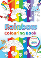 Wholesalers of Rainbow Colouring Book toys image