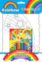 Wholesalers of Rainbow Colouring Set toys image