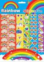 Wholesalers of Rainbow Sticker Fun toys image