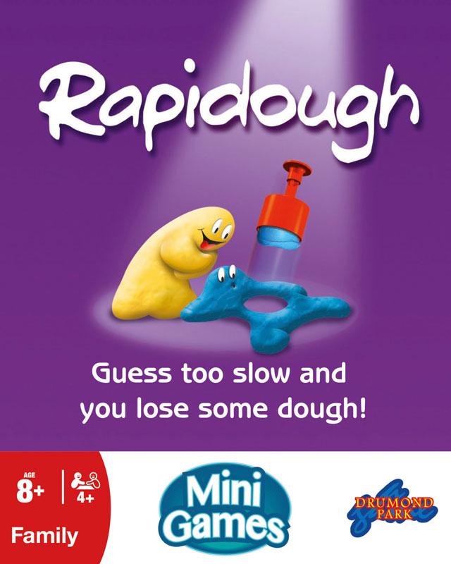 Wholesalers of Rapidough Mini Game toys