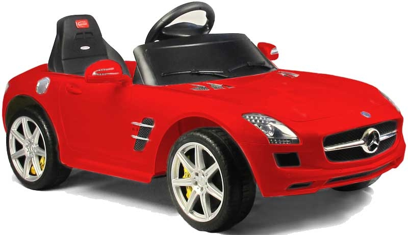 Rastar mercedes benz sls amg red wholesale for Mercedes benz wholesale