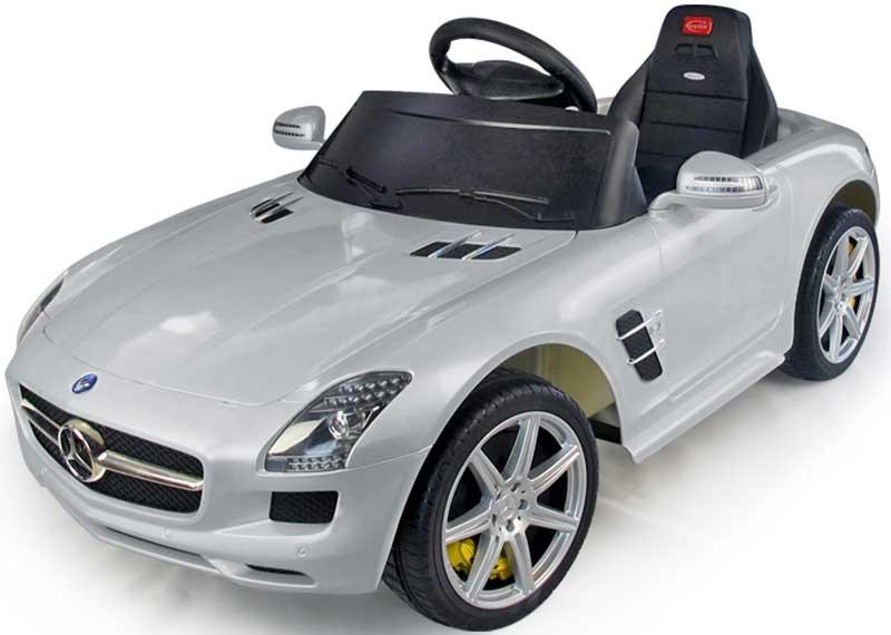 Rastar mercedes benz sls amg silver wholesale for Mercedes benz wholesale