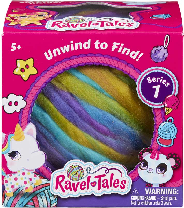 Wholesalers of Ravel Tales Surprise Box toys