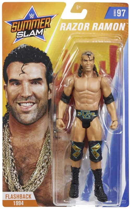 Wholesalers of Razor Ramon 1994 Figure toys