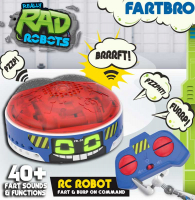 Wholesalers of Really Rad Robots Fartbro toys image 3