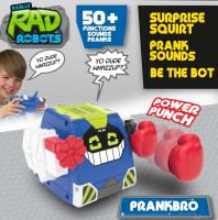 Wholesalers of Really Rad Robots Prank Bot toys image 3