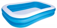 Wholesalers of Rectangular Family Pool 106 Inch toys image