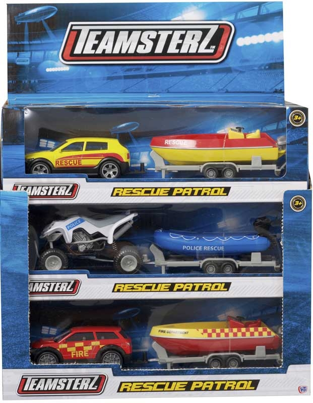 Wholesalers of Rescue Patrol toys