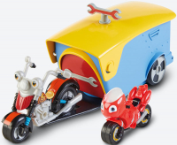 Wholesalers of Ricky Zoom Maxwells Transforming Trailer Playset toys image 2
