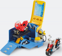 Wholesalers of Ricky Zoom Maxwells Transforming Trailer Playset toys image 3