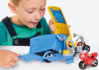 Wholesalers of Ricky Zoom Maxwells Transforming Trailer Playset toys image 4