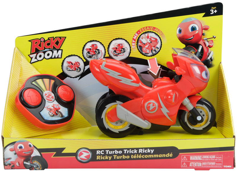 Wholesalers of Ricky Zoom Rc Turbo Trick Ricky toys
