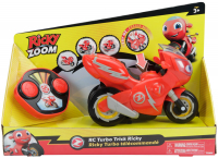 Wholesalers of Ricky Zoom Rc Turbo Trick Ricky toys image