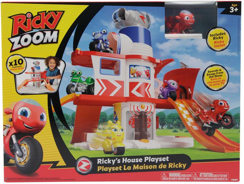 Wholesalers of Ricky Zoom Rickys House Playset toys