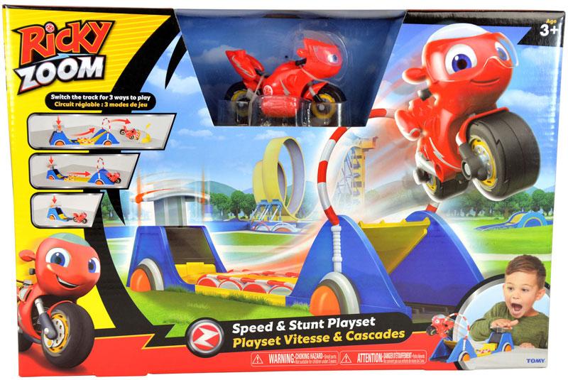Wholesalers of Ricky Zoom Speed & Stunt Playset toys