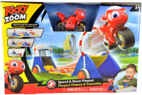 Wholesalers of Ricky Zoom Speed & Stunt Playset toys image