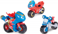 Wholesalers of Ricky Zoom Steel Awesome And The Bike Buddies toys image 3