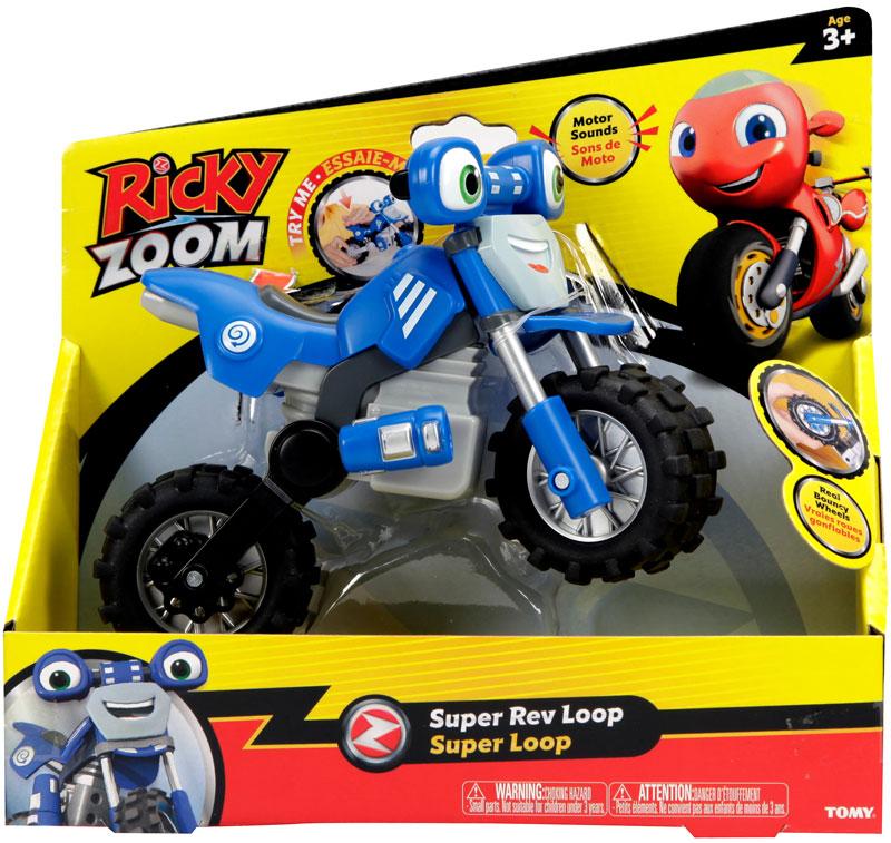 Wholesalers of Ricky Zoom Super Rev Loop toys