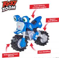 Wholesalers of Ricky Zoom Super Rev Loop toys image 4