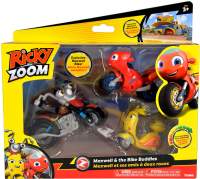 Wholesalers of Ricky Zoom The Bike Buddies Adventure Pack Asst toys image 2