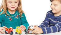 Wholesalers of Ricky Zoom The Bike Buddies Adventure Pack Asst toys image 4