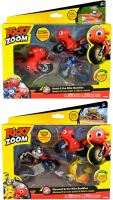 Wholesalers of Ricky Zoom The Bike Buddies Adventure Pack Asst toys image