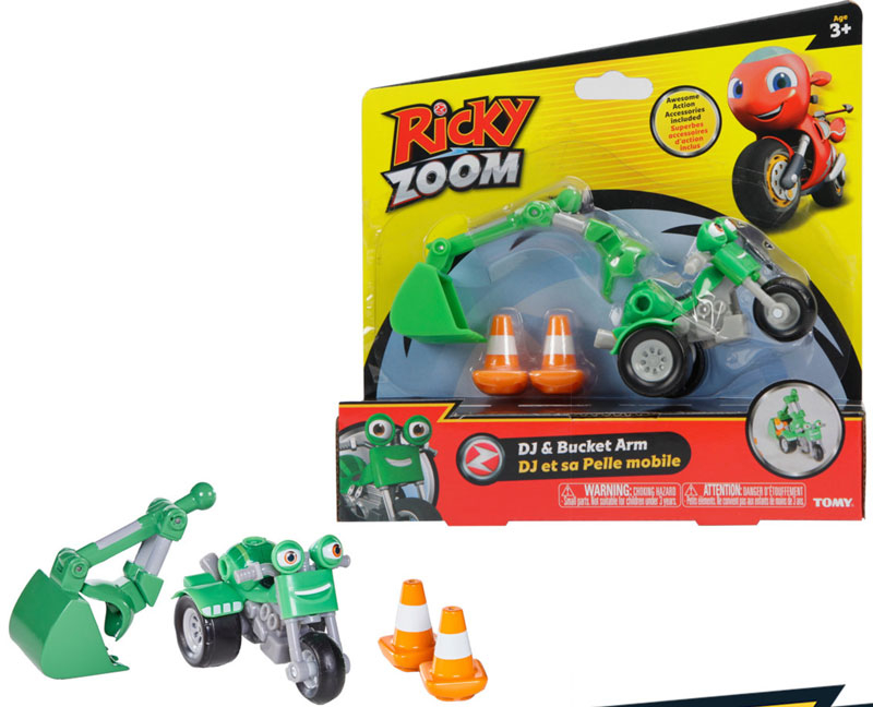 Wholesalers of Ricky Zoom Vehicle & Action Accessory Asst toys