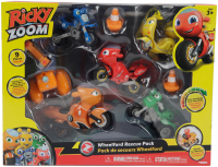 Wholesalers of Ricky Zoom Wheelford Rescue Multi Pack toys image