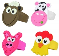 Wholesalers of Ring Farm 2x3cm Designs toys image
