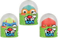 Wholesalers of Rise Of The Teenage Mutant Ninja Turtles Grab N Go Pop Tops toys image