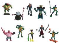 Wholesalers of Rise Of The Teenage Mutant Ninja Turtles Mini Figures toys image